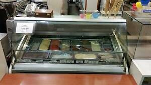 Gelato Display Freezer Belrose Warringah Area Preview