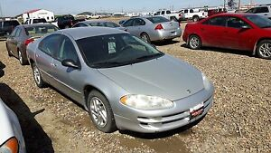 2000 Chrysler Intrepid Base