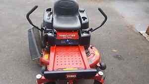 TORO Ride on lawnmower Kingston Beach Kingborough Area Preview
