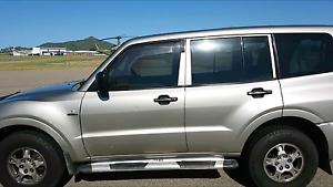 2003 MITSUBISHI PAJERO GLX 4X4 Wodonga Wodonga Area Preview