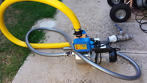 DAVEY 8 TAP WATER PUMP Klemzig Port Adelaide Area Preview