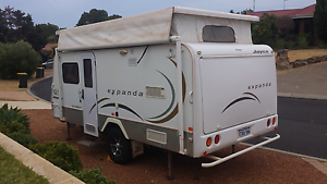 09 Jayco expanda OB with ensuite Meadow Springs Mandurah Area Preview