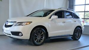 Acura RDX Traction intégrale groupe technologie