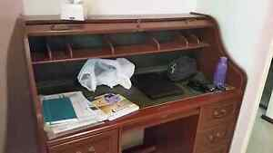 Roll Top Desk Maylands Bayswater Area Preview