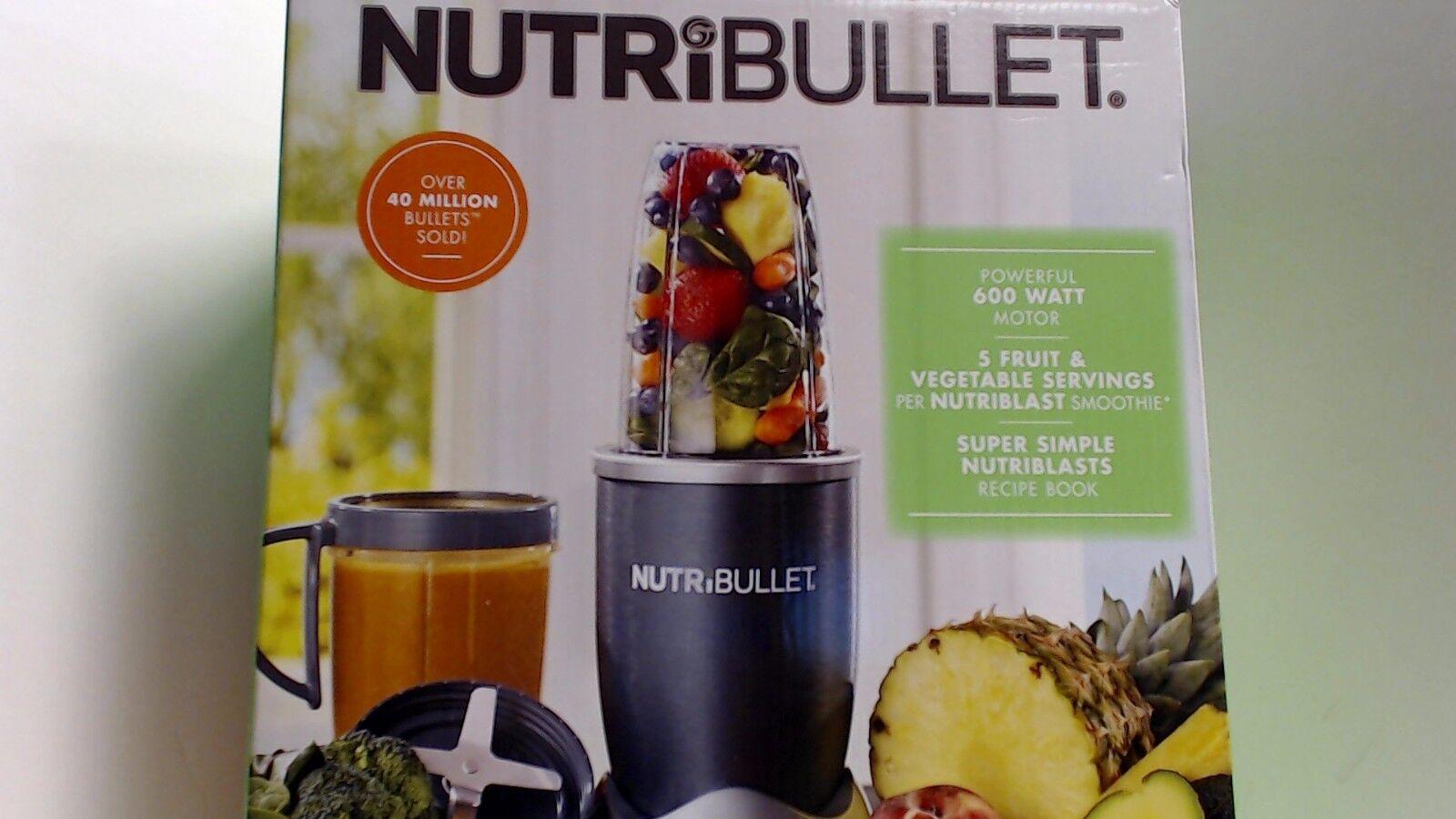 Nutribullet magic bullet 600 watt extractor for Magic bullet motor watt