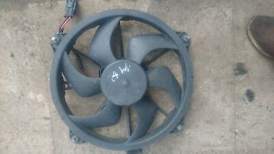 Citroen C4 Grand Picasso 1.6 hdi Radiator cooling fan