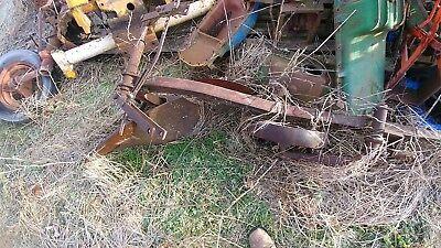 Ih Mccormick Farmall A 12 1 Bottom Handlift Dirt Moldboard Turning Plow