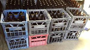Home Brew Beer Bottles 750ml  x 95 Karalee Ipswich City Preview