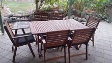 Outdoor table + 6 Outdoor chair Kewarra Beach Cairns City Preview