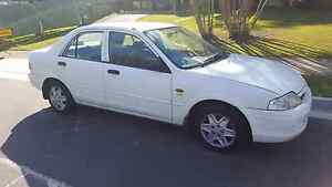 2000 Ford Laser Urgent Ashmore Gold Coast City Preview