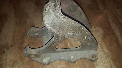 Early Unstyled John Deere A60r Seat Base Excellent Original Barn Find Rare B G