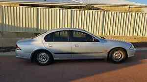 2001 Au For Falcon Wannanup Mandurah Area Preview