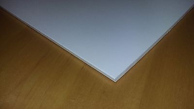 """1/4"""" Thick White Starboard 12"""" x 27"""" - Great for boats"""