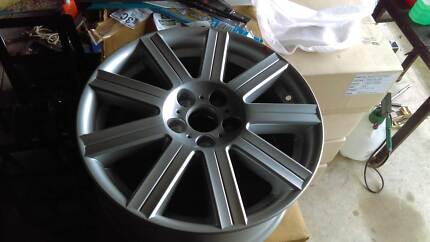 Ford Falcon 2002 - 2009 BA BF 17 inch alloys brand new GENUINE FO