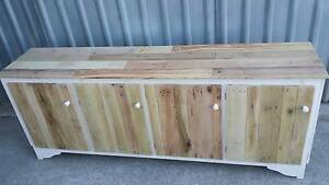 Custom pallet wood dresser/buffet/cabinet/sideboard made to order Lonsdale Morphett Vale Area Preview