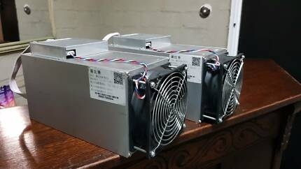 x2 Ebit E9 6.5T/h Miner 14nm ASIC(13TH/s +) equal to Antminer s9