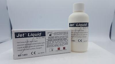 Lang Dental 1403 Jet Liquid Tooth Shade Acrylic Resin 118ml.. Expires-5-2019