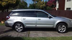 2007 Subaru Outback Wagon Greenwell Point Shoalhaven Area Preview