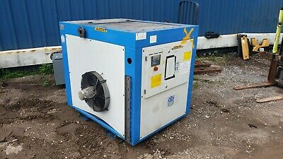 100 Hp Oil Less Rotary Screw Air Compressor 2013 Air Power Resources Lsd-75