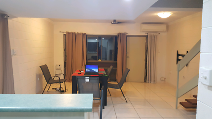 One bedroom in two bedroom unit is available for rent infront of