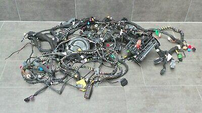 Audi Q2 Ga 81a Interior Cable Loom B&o Bang & Olufsen Hud MIB II Satnav High