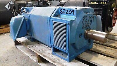 75 Hp Reliance Ac Electric Motor 900 Rpm Fr L2882 Dpfvbb 460 V Inverter Duty Eok