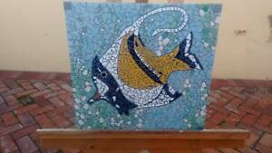 Mosaic - Fish Glenelg Holdfast Bay Preview