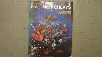 How To Hot Rod Small-Block Chevys 1972 1955-72 265-400 V8 Engines ()