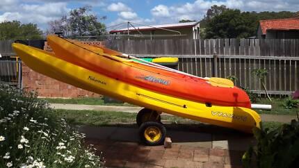 Kayak package Booragul Lake Macquarie Area Preview