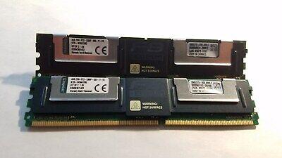 Server; Kingston 8GB Kit (2X4GB) PC2-5300 DDR2-667MHz ECC Fully Buffered CL5 (667 Mhz Ddr2 Fully Buffered Dimm Ecc)