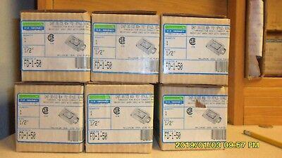 Oz Gedney Fd-1-50 New - Lot Of 6