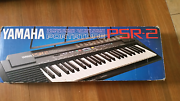YAMAHA  PSR - 2 Roxburgh Park Hume Area Preview