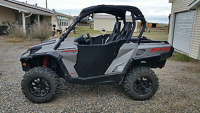 DIRT SPECIALTIES CAN-AM  Commander UTV Suicide Doors (Set of 2) 2011-2020