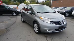 2014 Nissan Versa Note SL // BLUETOOTH // BACK UP CAM!