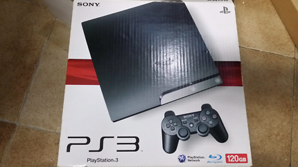 QUICK SELL PS3 CONSOLE 2 CONTROL 4 GAMES