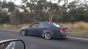 Lexus gs300 widebody show street drag custom project swap trade Nar Nar Goon North Cardinia Area Preview