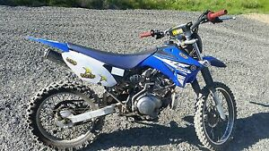2015 Yamaha ttr125 dirt bike