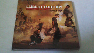 LLIBERT-FORTUNY-034-ELECTRIC-QUINTET-DOUBLE-STEP-034-CD-8-TRACKS-DIGIPACK