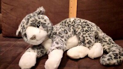 TY Beanie Buddy - PURR the Kitten (12 inch) - MWMTs Stuffed Animal Toy
