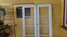FRENCH DOORS FEBATED 1050W 2015H 36D Ipswich Ipswich City Preview