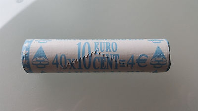 FINLAND - ROL - ROULEAU - ROLL-  10 CENT 2001 UNC