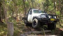 2008 Nissan Patrol Ute $29,900 or swap for good 6T tipper Moss Vale Bowral Area Preview