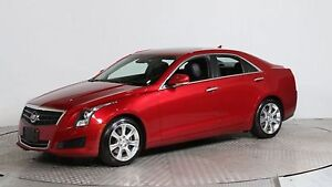 Cadilac ATs 4 -2013 fully loaded