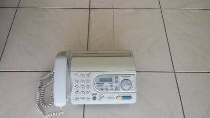 PANASONIC FAX TELEPHONE ANSWERING SYSTEM