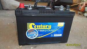 NEW CENTURY HEAVY DUTY 4WD AND OFF ROAD BATTERY Golden Heights Loxton Waikerie Preview