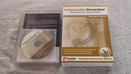 Hubb IntegratedInvestor software brand new