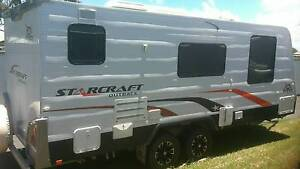 2013 Jayco Starcraft Outback 20.6ft Elliott Heads Bundaberg City Preview