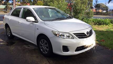 2010 Toyota Corolla Sedan, only 67000 KM Forest Hill Whitehorse Area Preview