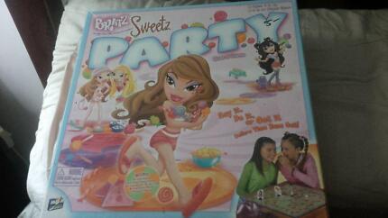 Bratz party board game