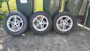 Ford wheels xr6,  xr8 Warrawong Wollongong Area Preview
